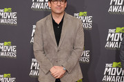 Steve Carell Suede Jacket
