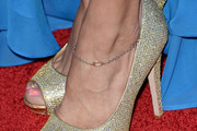 Marisa Saks Peep Toe Pumps