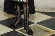 Aimee Song Lace Up Boots