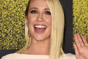 Anna Camp Asymmetrical Cut