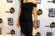 Morgan Webb One Shoulder Dress