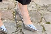 Laetitia Casta Pumps
