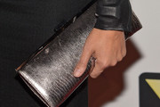 Soledad O'Brien Metallic Clutch