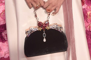 Chloe Bridges Velvet Bag