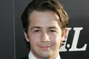 Michael Angarano Short Side Part