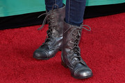 Isabella Day Lace Up Boots