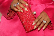 Niecy Nash Beaded Clutch