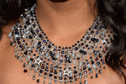 Gabrielle Douglas Beaded Statement Necklace