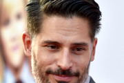 Joe Manganiello Short Side Part