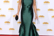 Kathy Ireland Mermaid Gown