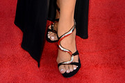 Nancy O'Dell Strappy Sandals