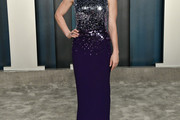 Anna Paquin Strapless Dress