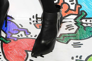 Nicky Hilton Rothschild Ankle Boots