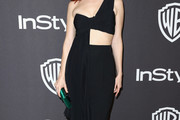 Madeline Brewer One-Shoulder Top