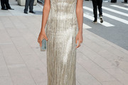 Solange Knowles Beaded Dress