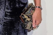 Kate Moss Frame Clutch