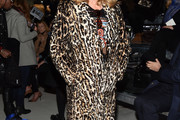 Catherine Deneuve Fur Coat