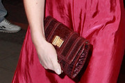 Duncan Bannatyne Patent Leather Clutch