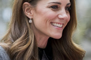 Kate Middleton Long Curls