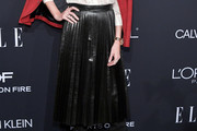 Charlize Theron Full Skirt