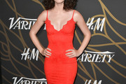 Vanessa Marano Form-Fitting Dress