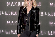 Ashley Roberts Leather Jacket