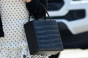 Emma Roberts Leather Tote