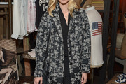 Whitney Port Evening Coat