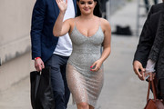 Ariel Winter Sheer Dress