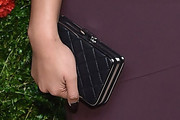 Chanel Iman Quilted Clutch