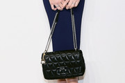 Sistine Stallone Quilted Leather Bag