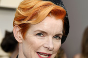 Sandy Powell Short Side Part