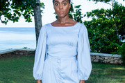 Lashana Lynch Loose Blouse