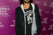 Adrian Grenier Zip-up Jacket