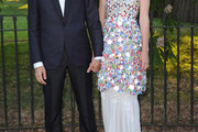 Keira Knightley One Shoulder Dress