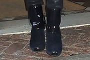 Blake Lively Ankle Boots