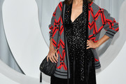 Berenice Bejo Quilted Leather Bag