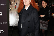 Grace Coddington Pea Coat