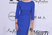 Christine Baranski Midi Dress