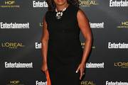 Lorraine Toussaint Little Black Dress