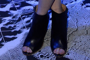 Christa Theret Ankle Boots