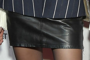 Andreja Pejic Mini Skirt
