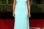 Queen Latifah Beaded Dress