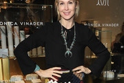 Kelly Rutherford Tunic