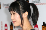 Laura Ling Ponytail