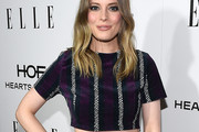 Gillian Jacobs Crop Top