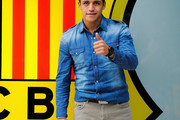 Alexis Sanchez Denim Shirt