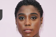 Lashana Lynch Short Curls