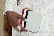 Cynthia Erivo Box Clutch