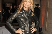 Patti Hansen Leather Jacket